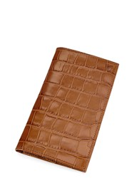 Aspinal Of London Breast Wallet Brown