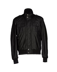 Mcs Marlboro Classics Coats And Jackets Jackets Men Black
