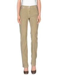 Fred Perry Casual Pants Beige