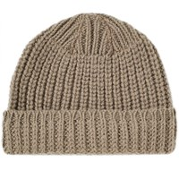 Our Legacy Knitted Hat Neutrals