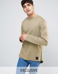 Cheap Monday Oversee Sweater Beige
