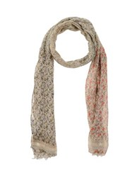 Dondup Accessories Oblong Scarves Women Sand
