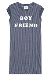 Zoe Karssen Linen Boy Friend Muscle Tank Dress Gr. S