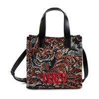 Kenzo Tiger Shopping Bag Multi