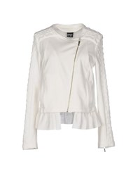 Paola Frani Coats And Jackets Jackets Women White