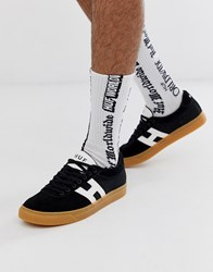 Huf Soto Low Trainers In Black