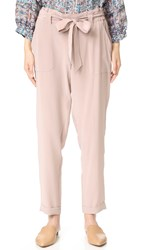Joie Asuka Pants Dusty Mink