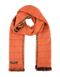 Scotch And Soda Accessories Scarves Rust