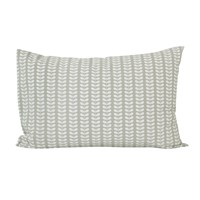 Orla Kiely Linear Stem Pillowcases Set Of 2 Grey
