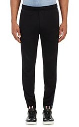 Theory Ponte Tomaz Sweatpants Black