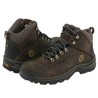 Timberland White Ledge Mid Waterproof Brown Men's Hiking Boots