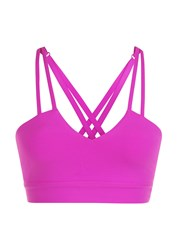 Lorna Jane Lola Bra Purple