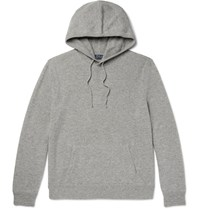 Polo Ralph Lauren Cashmere Hoodie Gray