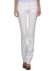 Brema Denim Pants Ivory