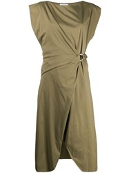 Patrizia Pepe D Ring Buckle Dress 60