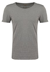 Boss Orange Tooles Basic Tshirt Light Pastel Grey Light Grey