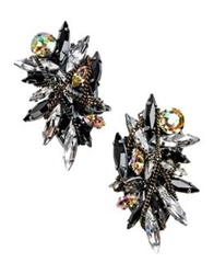 Vickisarge Earrings Black