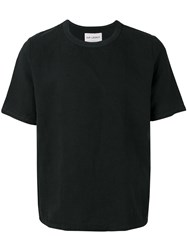 Our Legacy Weave T Shirt Black