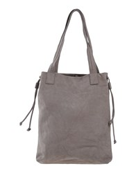 Corsia Handbags Dove Grey