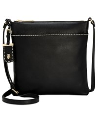 Tommy Hilfiger Julia Mini Crossbody Black