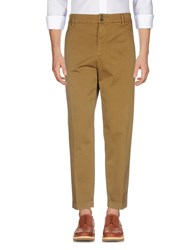 Gazzarrini Casual Pants Khaki