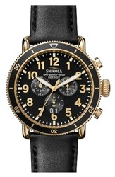 Shinola Men's The Runwell Sport Chronograph Watch 48Mm