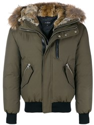 Mackage Dixon Parka Jacket Green