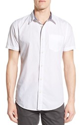 Men's Original Paperbacks 'Torino' Short Sleeve Woven Shirt