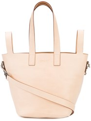 Marsell Shopper Tote Nude Neutrals