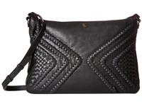 Elliott Lucca Mari Medium Crossbody Black Nusadua Cross Body Handbags
