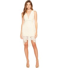 Astr The Label Caroline Dress Vintage Cream Women's Dress White