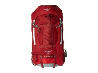 Osprey Ariel Ag 55 Picante Red Backpack Bags Multi
