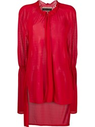 Roland Mouret Ruffled Neck Blouse 60