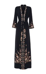 Vilshenko Beatrice Dress Black