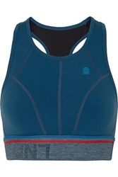 Lndr Marvel Stretch Sports Bra Petrol