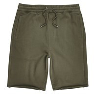 River Island Mens Khaki Green Longer Length Jogger Shorts