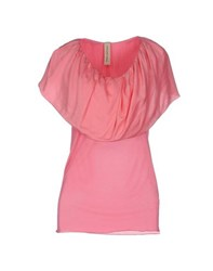 Coast Weber And Ahaus Topwear T Shirts Women Coral