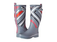 Vera Bradley Rain Boots Northern Stripes Women's Rain Boots Gray