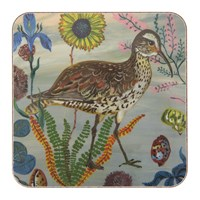 Avenida Home Nathalie Lete Birds In The Dunes Coaster Eskimo Curlew