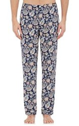 Sleepy Jones Men's Paisley Marcel Pajama Pants Multi