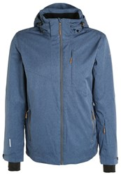 Icepeak Keanu Ski Jacket Ultramarine Dark Blue