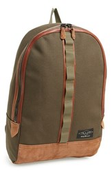 Rag And Bone Men's Rag And Bone 'Derby' Canvas Backpack