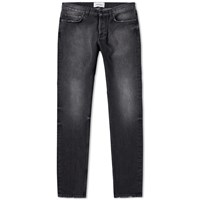 Harmony Donovan Slim Tapered Jean Grey