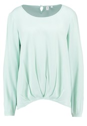 Seidensticker Blouse Mint Light Green