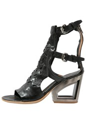 A.S.98 Polari Sandals Nero Black