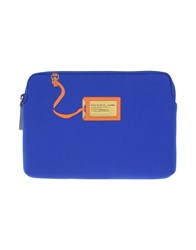 Marc By Marc Jacobs Pouches Blue