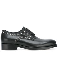 Dsquared2 Bobo Derby Shoes Men Calf Leather Leather 43 Black