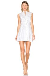 Marissa Webb Tonya Dress White