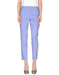 Les Copains Trousers Casual Trousers Women Lilac