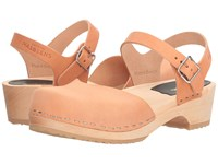 Swedish Hasbeens Covered Low Nature Women's Shoes Neutral